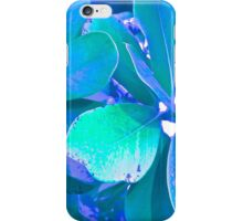 Kona, Contemporary image, plants iPhone Case/Skin