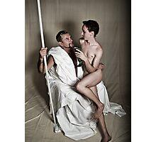 LOA - Zeus & Ganymede Photographic Print