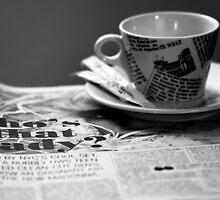 Morning Read by Evelina Kremsdorf