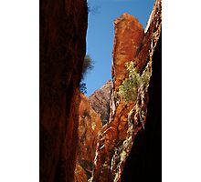Standley Chasm,N.T. Photographic Print