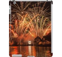 Celebrate! Illuminations Reflections of Earth at Epcot iPad Case/Skin