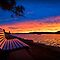 A Bench At Sunset...