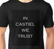 In Castiel We Trust Unisex T-Shirt