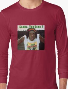 Sanka Yuh Dead? Cool Runnings Long Sleeve T-Shirt