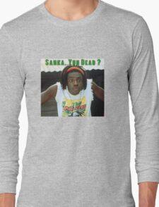 Sanka Yuh Dead? Cool Runnings Long Sleeve T-Shirt