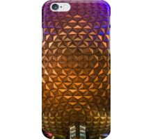 """""""On This.....Our Spaceship Earth"""" - Epcot iPhone Case/Skin"""