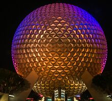 """On This.....Our Spaceship Earth"" - Epcot by jjacobs2286"