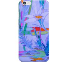 Hemingways 3 by Janai-Ami California Fine Artist,  Silk  iPhone Case/Skin