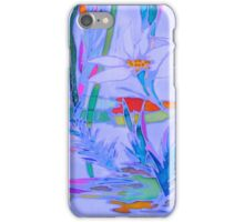 Hemingways 3 by Janai-Ami California Fine Artist,  Silk  iPhone Case/Skin