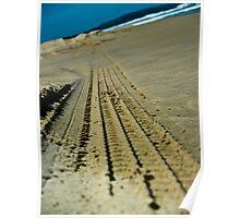 Beach Scene 4 Poster