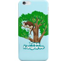 Tree Kangaroo iPhone Case/Skin