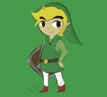 Smile Link by ArkelAngel