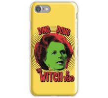 Ding Dong iPhone Case/Skin