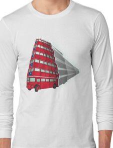 double decker bus Long Sleeve T-Shirt