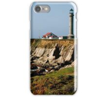 Point Arena Lighthouse iPhone Case/Skin