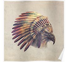 Eagle Chief Poster