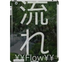 Flow~ iPad Case/Skin