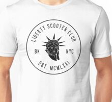 Liberty Scooter Club Unisex T-Shirt