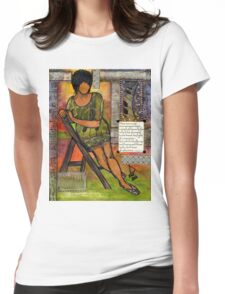 In Every TRUE Woman Womens Fitted T-Shirt