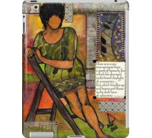 In Every TRUE Woman iPad Case/Skin