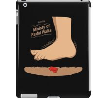 From The Ministry Of Painful Walks iPad Case/Skin