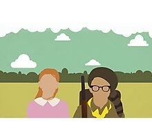 Moonrise Kingdom - Wes Anderson  Photographic Print