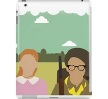 Moonrise Kingdom - Wes Anderson  iPad Case/Skin