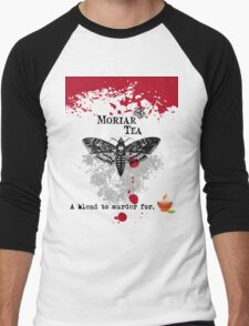 Moriar Tea 1 Men's Baseball ¾ T-Shirt