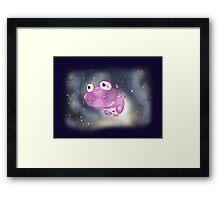 Little Morph Framed Print