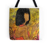 The Wise Lady Who Lives Next Door Tote Bag