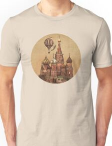 Trip to Moscow  Unisex T-Shirt