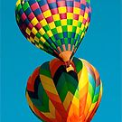 Balloon Fest by Cheryl  Lunde