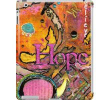 Lady of HOPE - A Breast Cancer Donation iPad Case/Skin