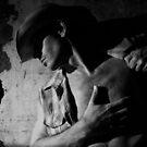 Cowboy by Robert Knapman