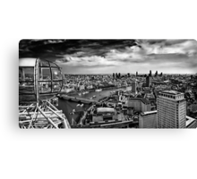A View From The Eye Canvas Print