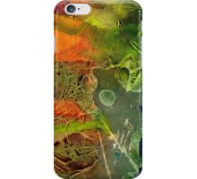 Summer Triptych III iPhone Case/Skin