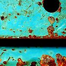 hole in the wall by Lynne Prestebak
