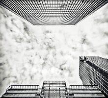Canary Wharf | 04 by Frank Waechter