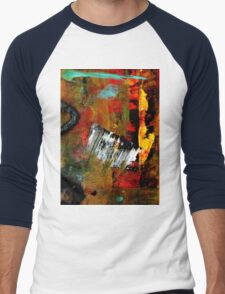 Seeing THE LIGHT at The End Men's Baseball ¾ T-Shirt