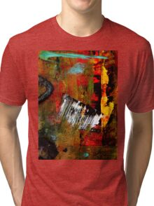 Seeing THE LIGHT at The End Tri-blend T-Shirt