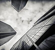 Canary Wharf | 06 by Frank Waechter
