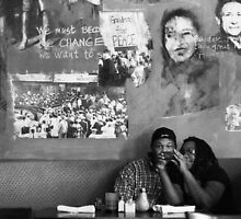 Busboys and Poets by Christopher Scholl