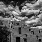 Taos Pueblo, NM by Christopher Scholl