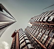 Lloyds London | 02 by Frank Waechter