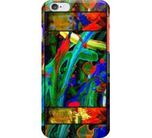 Deep Sea Quilt iPhone Case/Skin