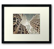 GEHRY | 01 Framed Print