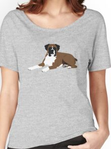 The Boxer Women's Relaxed Fit T-Shirt