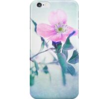 Wild beauty iPhone Case/Skin