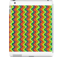 Psychedelic Waves  iPad Case/Skin