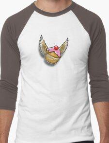 Ultimate Fairy Cake Men's Baseball ¾ T-Shirt